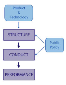 Structure, Conduct, and Performance paradigm